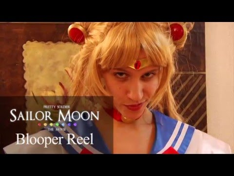 Sailor Moon: The Movie BLOOPER REEL