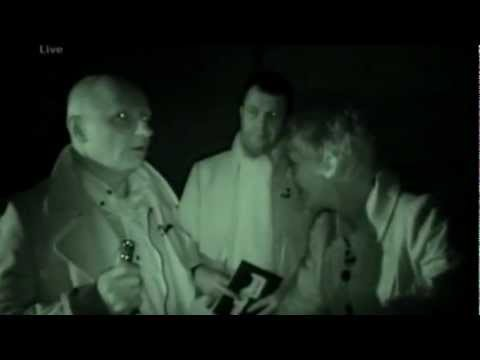 Most Haunted Ghost Captured On Camera Attacks Brian Shepherd