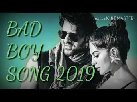 Bad Boy MP3 Song by Badshah from the movie Saaho (Hindi) 2019