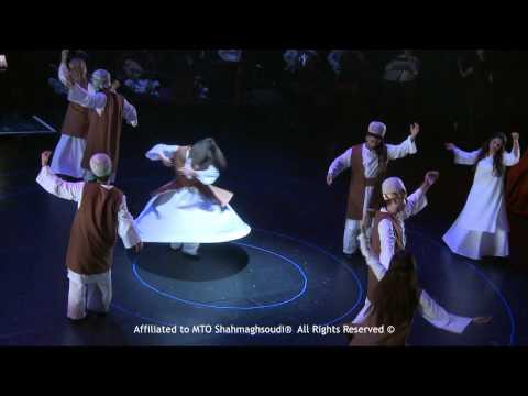 Zendeh Delan ® at Sadler's Wells Theatre 2014 - Sufi Music, Zekr & Sama