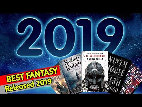 BEST FANTASY BOOKS RELEASED IN 2019!