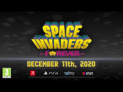Space Invaders Forever - Trailer