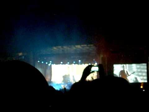 metallica quebec 2011. one