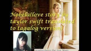 Love story tagalog version (NOBELA)