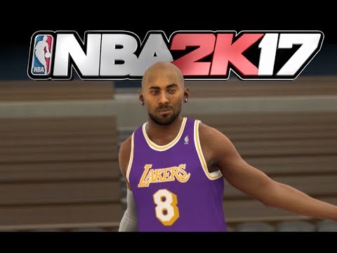 End Of NBA 2K17 Mixtape | DEMIGOD KOBE SHOT CREATOR