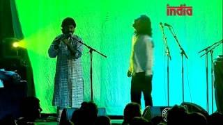 Challa - Karsh Kale & Midival Punditz (Live at Paleo Fest 09)