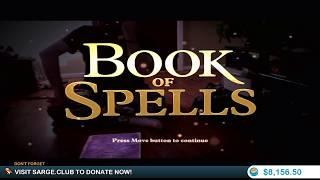 Wonderbook: Book of Spells - Sarge Club 5th Annual Mystery Cavalcade