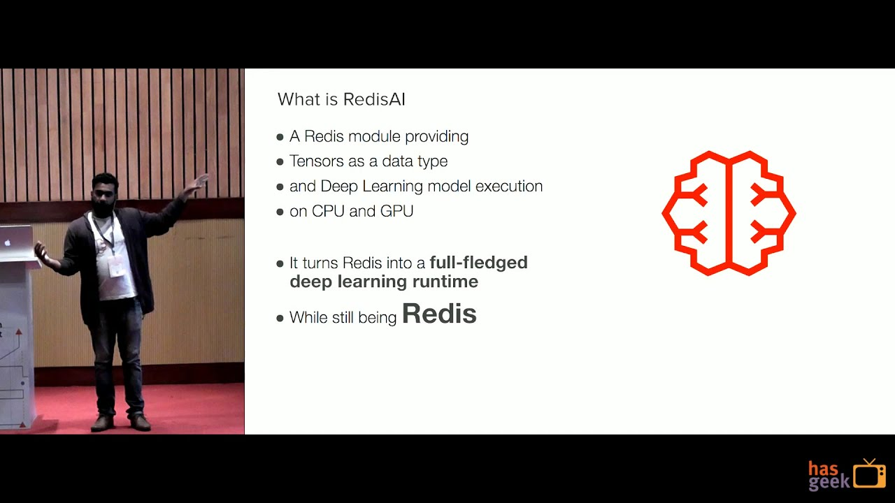 Taking deep learning to production with RedisAI - Sherin Thomas