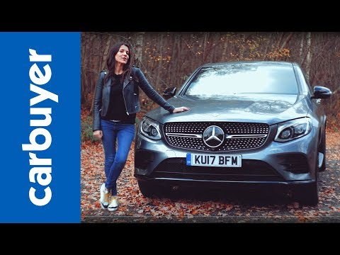 Mercedes GLC Coupe review - Does the GLC put the Sport in Sport Utility Vehicle? - Carbuyer