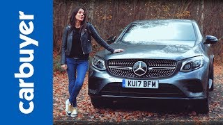 New 2017 Mercedes GLC Coupe in-depth review – Carbuyer – Ginny Buckley