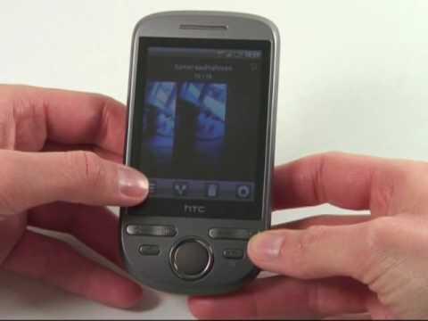 HTC Tattoo Test Kamera