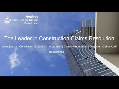 HCCR | Construction Arbitration Services