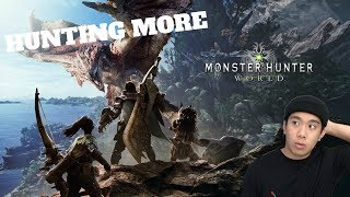 IN HIGH RANKS NOW - Monster Hunter: World (PC) Live Stream and More