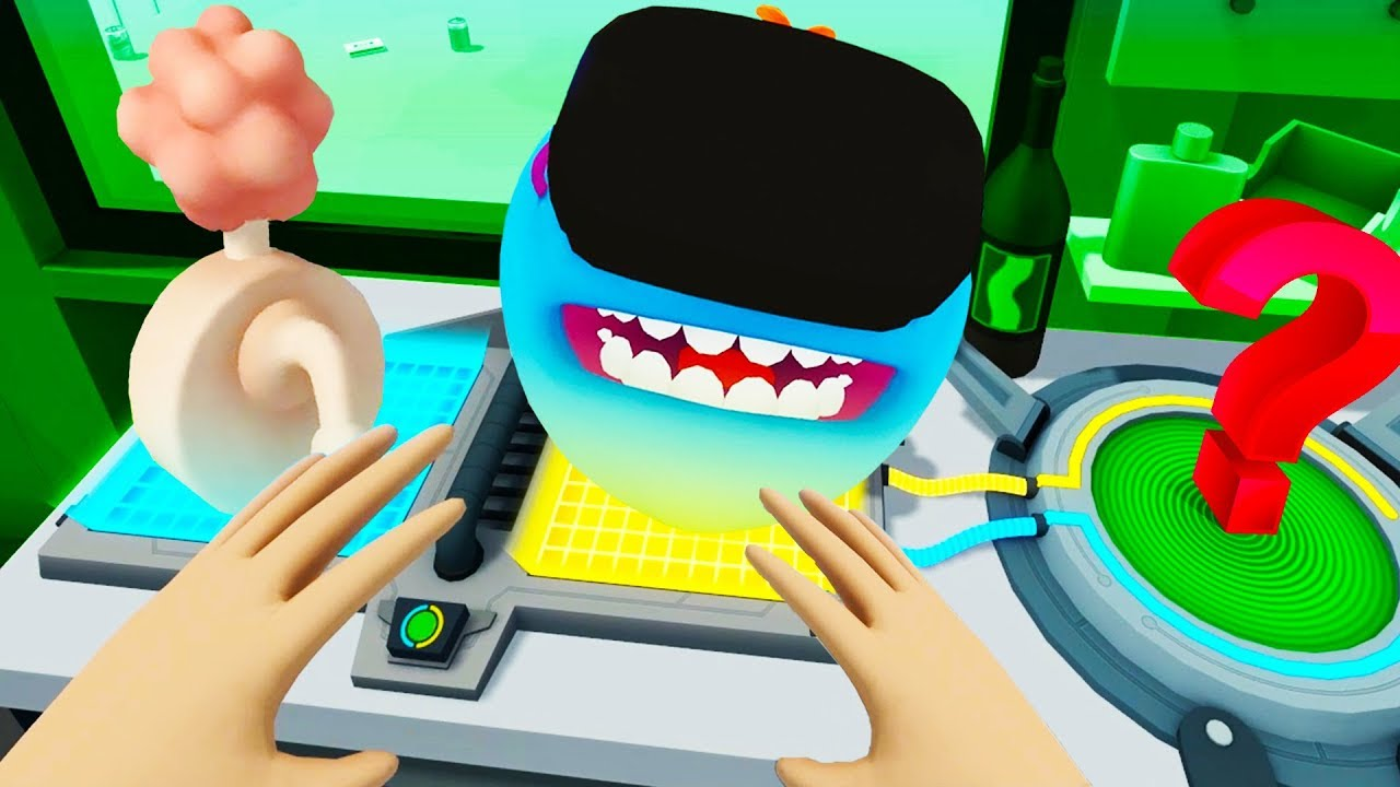 Download Mr Meeseeks + Plumbus?!? - Rick and Morty: Virtual Rick-ality Gameplay - VR HTC Vive