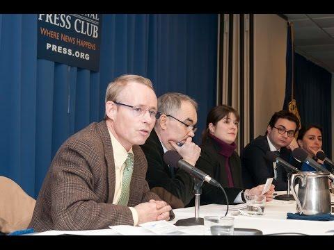 NPC Panel: Crackdown on press freedom in Turkey