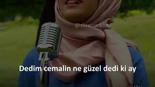 Slow Şarkım.  Türkan Hazal.   Yoh yoh