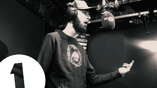 Ibby Freestyle for BBC Radio 1's Asian Beats