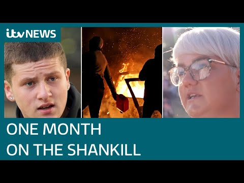 One Month on the Shankill: Inside Belfast's loyalist communi
