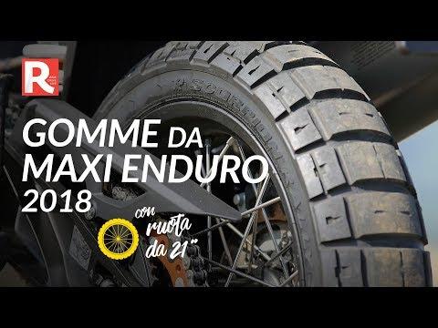 Pirelli Scorpion Rally STR - La gomma da Maxi enduro della comparativa
