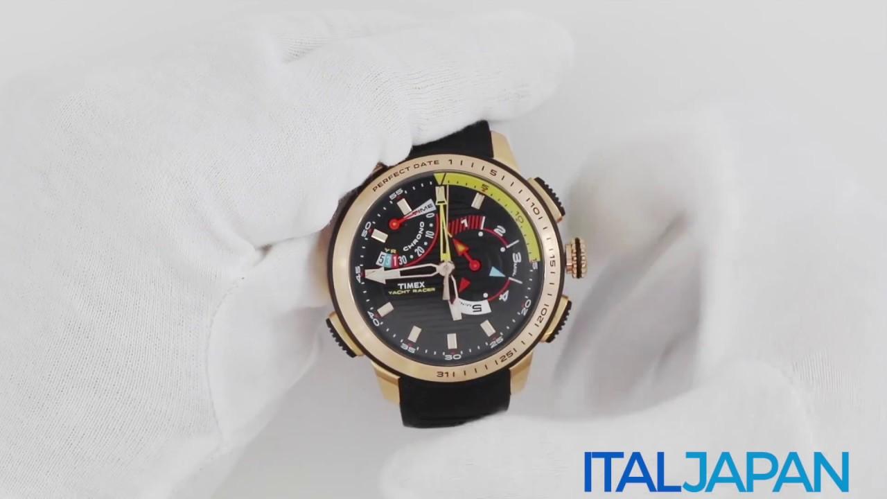 Orologio Timex Intelligent Quartz TW2P44400 c4dbff81c2c3