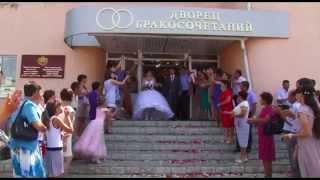Свадебный видеоклип 29 июня 2013