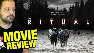THE RITUAL - CRÍTICA - REVIEW - OPINIÓN de John Doe - David Bruckner - Rafe Spall - Terror