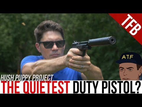 The Best Silencer Host Gun? The Hush Puppy Project Smith & Wesson M&P 2.0