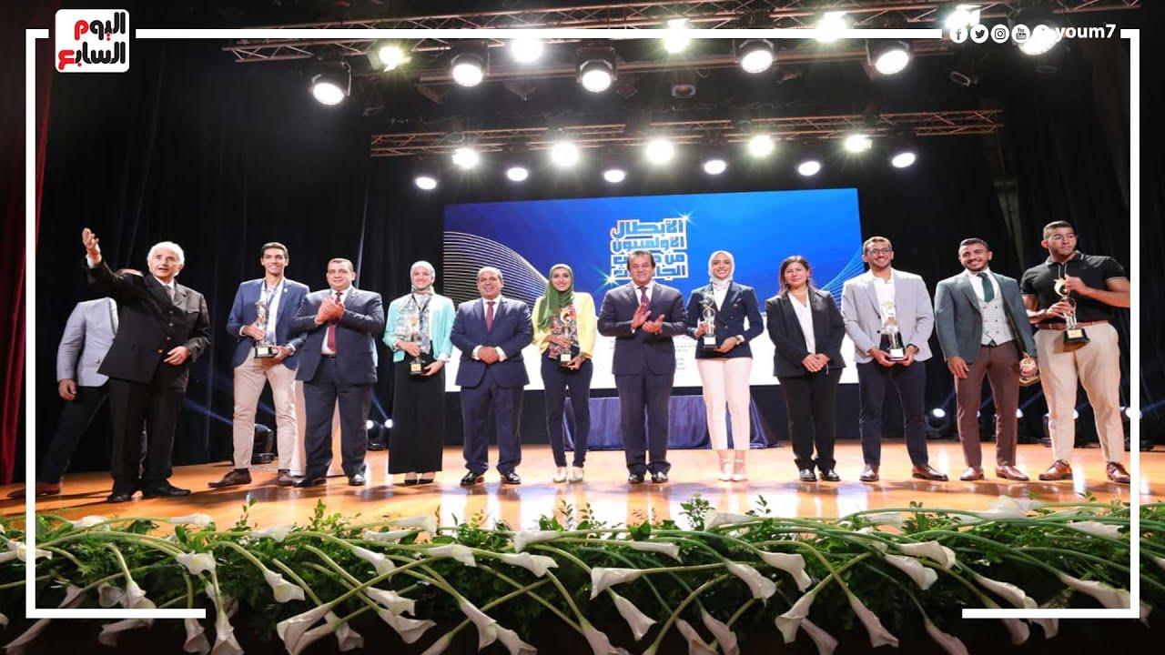 وزير التعليم العالى يكرم طلاب الجامعات أبطال أولمبياد طوكيو 2020  - نشر قبل 18 ساعة