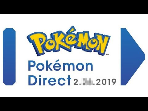 Its All About The Pokemon Direct Now