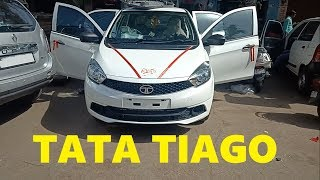 Seat Covers Installation in Tata TIAGO XM | Look Change a lot
