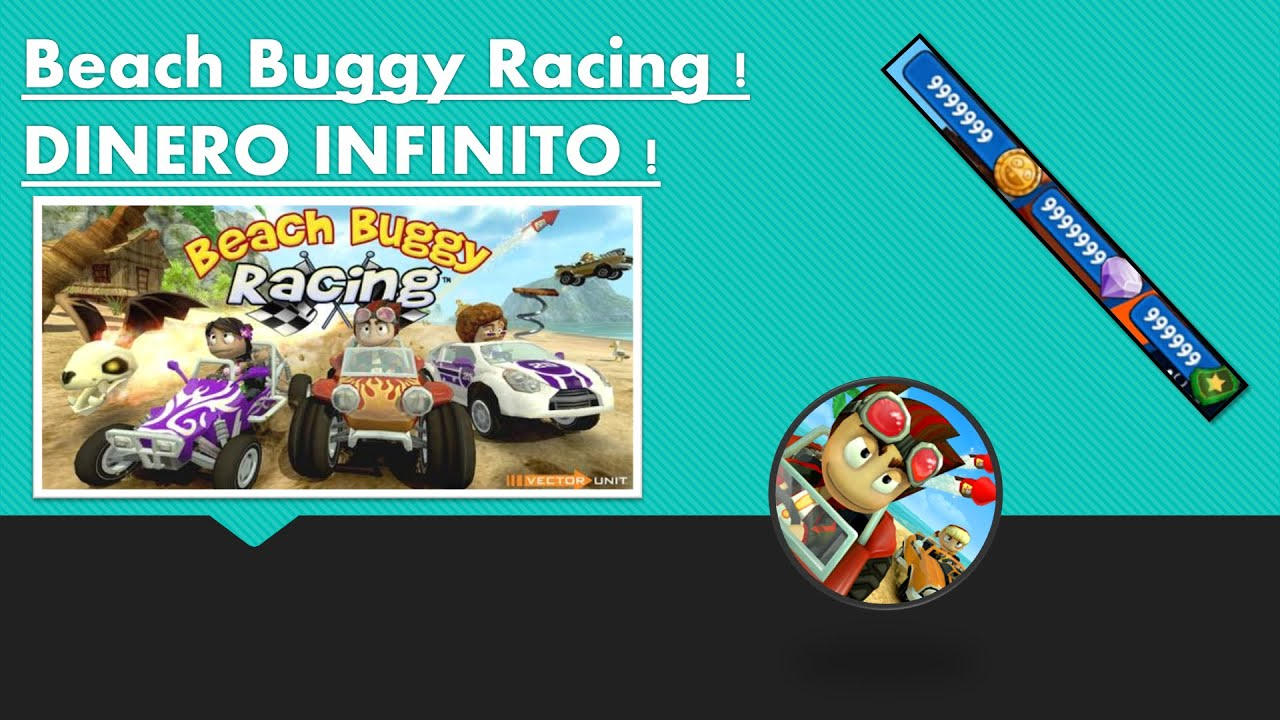 Descarga beach buggy racing con dinero infinito viyoutube