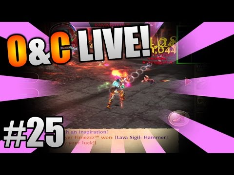 Order & Chaos Online - LIVE! #25 |