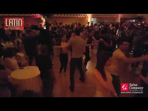 Salsa Festival Switzerland Zürich 2017 - Social Dance - Petra #2
