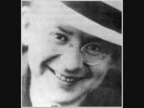 Berliner Gassenhauer: Willy Rosen- in Halensee (1927)