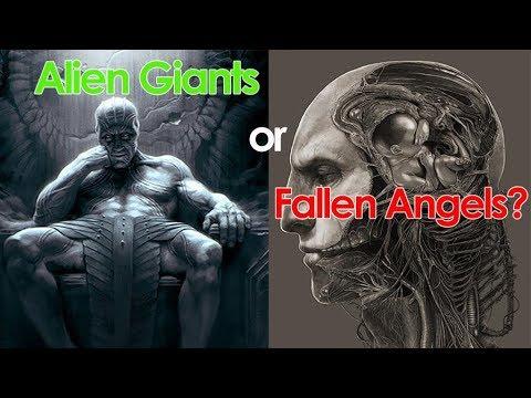 Alien Giants:Fallen Angels (Anunaki) Ancient Sumerians The Nephilim