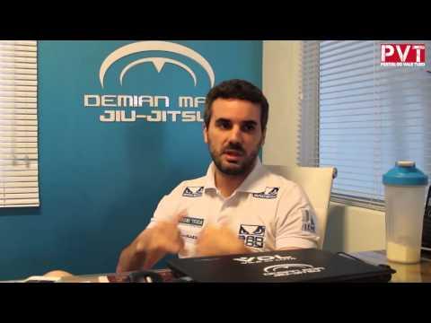 Eduardo Alonso fala sobre retorno de Demian e futuro de Shogun