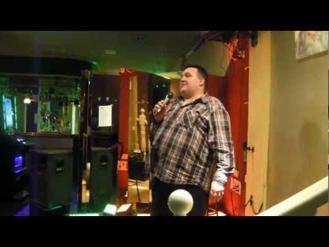 Karaoke, Alfonso C. canta My Way