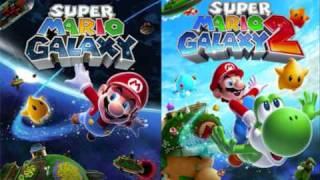 Super Mario Galaxy 1 and 2 Koopa
