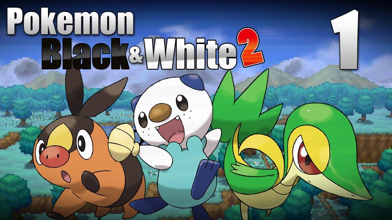 Pokémon Black & White 2 - Episode 1 - YouTube