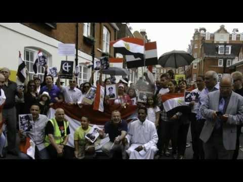 Egyptian Embassy London 27 7 2013
