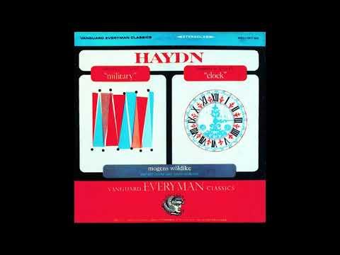 "Haydn - Symphony No. 101 ""The Clock"" (Wöldike / Vienna State Opera Orchestra)"
