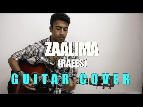 Zaalima   Raees   Arijit Singh, Harshdeep Kaur   Acoustic Guitar Cover