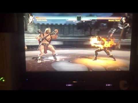 Don Markus MAS: Shao-Kahn: Mortal Kombat vs DC
