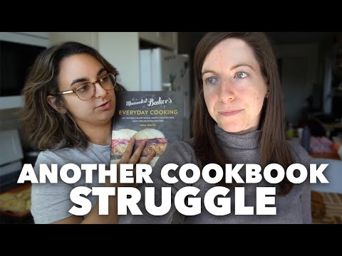 We tried our best | Minimalist Baker Vegan Cookbook Review