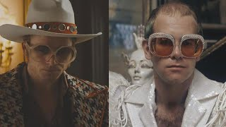 Rocketman Star Taron Egerton Got Elton John's 'Blessing' to Play Him in Biopic (Exclusive)