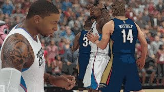 Video NBA 2K17 My Career-Can The Pelicans Win Without Cousins? (Shouting Out A Couple Subs) download MP3, 3GP, MP4, WEBM, AVI, FLV Juli 2018