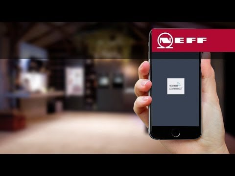 Встраиваемая техника с удаленным управлением Neff