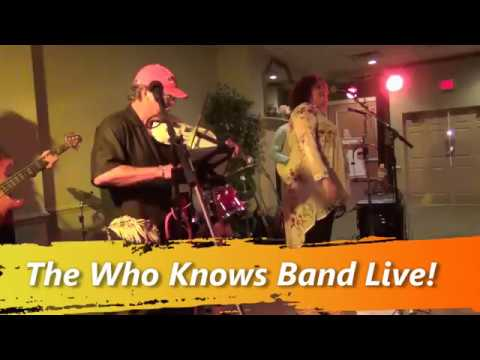 The Who Knows Band Live