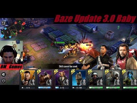 Star Wars Force Arena Baze 3.0 Baby!!!