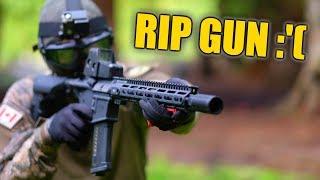 My Gun Commits Not Work #SAD